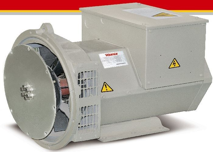 30kw Diesel Synchronous Brushless AC Generator With High Speed 3600RPM / 60hz Frequency